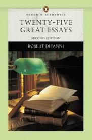 twenty five great essays  penguin academics series  by robert