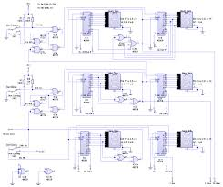 circuit diagram of digital clock using logic gates wiring diagrams digital clock base on logic gates electronics forum circuits