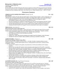 safety coordinator resume objective sample document resumes safety coordinator resume objective resume objective examples for various professions safety coordinator resume health service safety