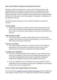 how to write  lt a href  quot http   cv tcdhalls com resume objectives    how to write resume objectives with no skills by michael roennevig  demand media