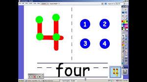 TouchMath 1-9 - YouTube