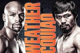 Floyd Mayweather Jr. vs. Manny Pacquiao - A teljes m�rk�z�s (vide�)