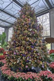 Winterthur's Dried <b>Flower Christmas</b> Tree – The Garden Diaries