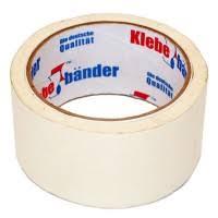 <b>Лента клейкая</b> Klebebander <b>креппированная</b> 50000х50x0.04 мм ...