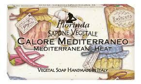Купить <b>натуральное мыло</b> dolce vita calore mediterraneo 100г ...