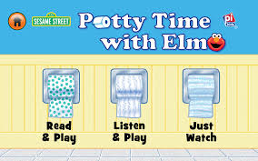 com potty time elmo appstore for android watch video
