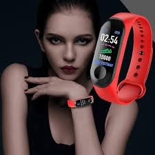 <b>Men Smart Sports watch</b> blood pressure heart rate monitor