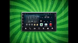 <b>Автомагнитола</b> на Андроид <b>IQ NAVI</b> 2дин 7 дюймов (тонкий корпус)