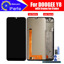 <b>6.1</b> inch Doogee Y8 <b>LCD Display</b>+Touch Screen Digitizer Assembly ...