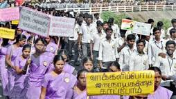 essay on importance of voting importance of voting essay in tamil   essay topics students taking part in a rally to