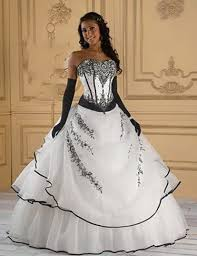 """Résultat de recherche d'images pour """"robe de mariee femme noire"""""""