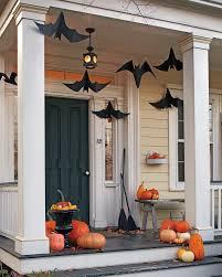 ideas outdoor halloween pinterest decorations: hanging bats paper bats mld vert hanging bats