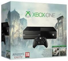 <b>Стационарная приставка Microsoft Xbox</b> ONE 500 Gb + Assassin ...