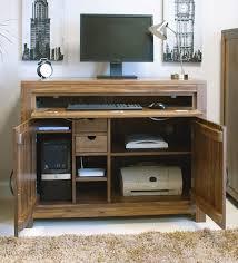 hidden home office pc computer desk httpwwwimagehoardercompic1290tgwx71284 atlas chunky oak hidden home office