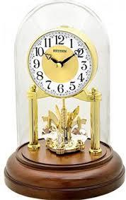 <b>Настольные</b> деревянные интерьерные <b>часы</b> без мелодии ...