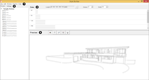 introducing the style builder interface sketchup knowledge base the style builder interface has four key areas