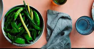 Bag of green beans recipe | Gourmet Traveller