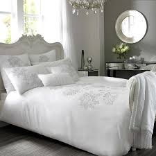 white bedspreads   white bedding set – next day delivery kylie