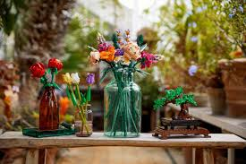 Let creativity bloom with new <b>botanical</b> builds from the LEGO Group ...