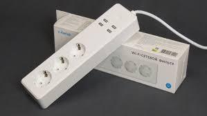 Обзор <b>умного сетевого фильтра</b> с Wi-Fi - Rubetek RE-3310 ...