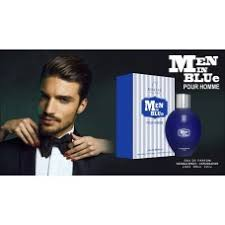 <b>Men in Blue Man</b> EDP Pour Homme 100ml inspired by <b>Blue</b> for <b>Men</b> ...