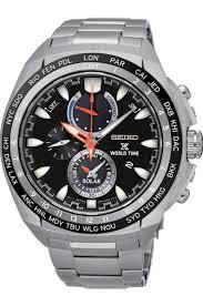 <b>Мужские</b> кварцевые наручные <b>часы Seiko SSC487P1</b> с ...