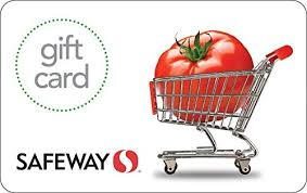 Amazon.com: Safeway Gift Card - Email Delivery: Gift Cards