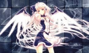 Résultats de recherche d'images pour «manga ange noir»