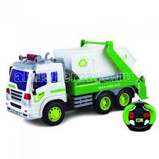 <b>Driver Drift Грузовик</b>-<b>контейнерный</b> мусоровоз на радиоуправлении