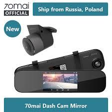 Английская версия <b>70mai</b> Smart Dash <b>Cam</b> зеркало <b>70 MAI</b> ...