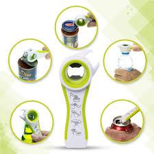 <b>5</b> In <b>1 Bottle Opener</b> Jar Can Kitchen Manual Opener Tool Gadget ...
