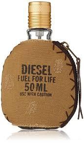 <b>Diesel Fuel for Life</b> for Men 1.7-Ounce Eau De Toilette Spray ...