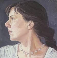 'Self-Portrait' — Susan McFarlane - fine artist - image_large