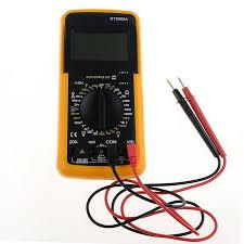 <b>DT9205A</b>: Обзор и технические характеристики <b>мультиметра</b>