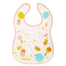 Фартук нагрудный <b>BABOO Baby</b> Shower 11-704 - 5057778117046