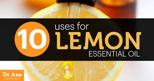 Top 10 <b>Lemon Essential Oil</b> Uses and Benefits - Dr. Axe