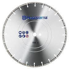 <b>Алмазные</b> диски <b>Husqvarna</b> серии FR-3 для Rescue