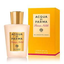 <b>Acqua di Parma Peonia</b> Nobile Luxurious Shower Gel 200ml ...