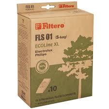 <b>Мешок</b>-<b>пылесборник Filtero FLS</b> 01 (S-bag) ECOLine XL, для ...