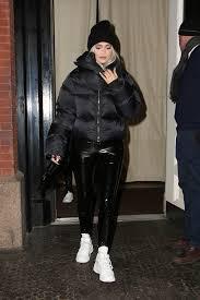 Celebrity <b>Winter Coats</b>: <b>Puffer Jackets</b> ... in 2020 | <b>Winter</b> fashion ...