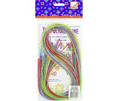 <b>Fancy Creative</b> Набор <b>нити для</b> плетения Металлик 24 шт ...