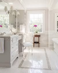 chic bathroom boasts a gray make up vanity paired with a lucite vanity chair upholstered in bathroomlovely lucite desk chair vintage office clear