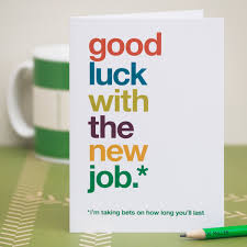 clipart good luck new job clipartfest good luck the new job