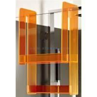 <b>Полка Jacob</b> Delafon Contra E6D070-S38 оранжевая, цена ...