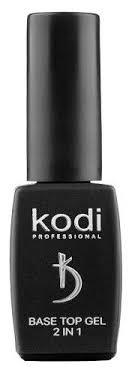Kodi <b>базовое и верхнее покрытие</b> Base Top gel 2 in 1 8 мл ...