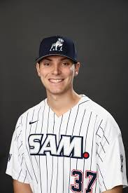 <b>Stephen Jones</b> - Baseball - Samford University Athletics