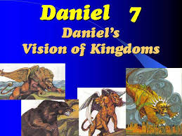 Image result for the 4 beasts of daniel 7