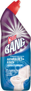 Купить <b>Средство</b> для <b>туалета Cillit</b> Bang <b>Антиналет</b> + <b>Блеск</b> ...