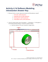 activity d software modeling introduction digital steam answer