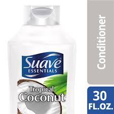 Suave Essentials Tropical <b>Coconut Conditioner</b>, 30 oz <b>Everyday</b> ...